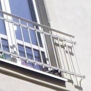 SMS Stahl- & Metallbau Seligenstadt - Geländer für französischen Balkon