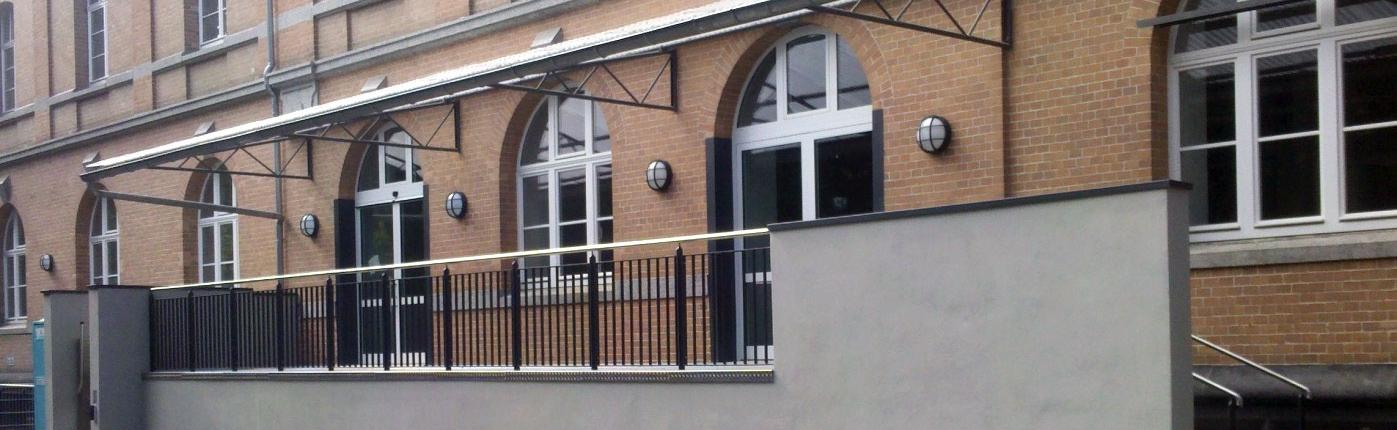 Zugang Bürgerbüro