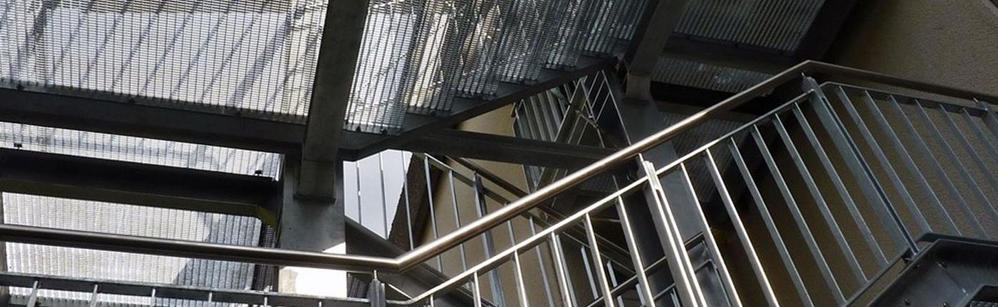 Montage Zugang seniorenwohnheim
