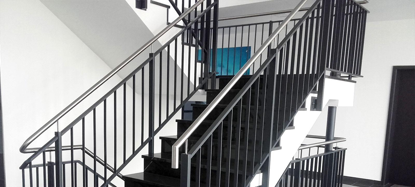 Treppe Ärztehaus
